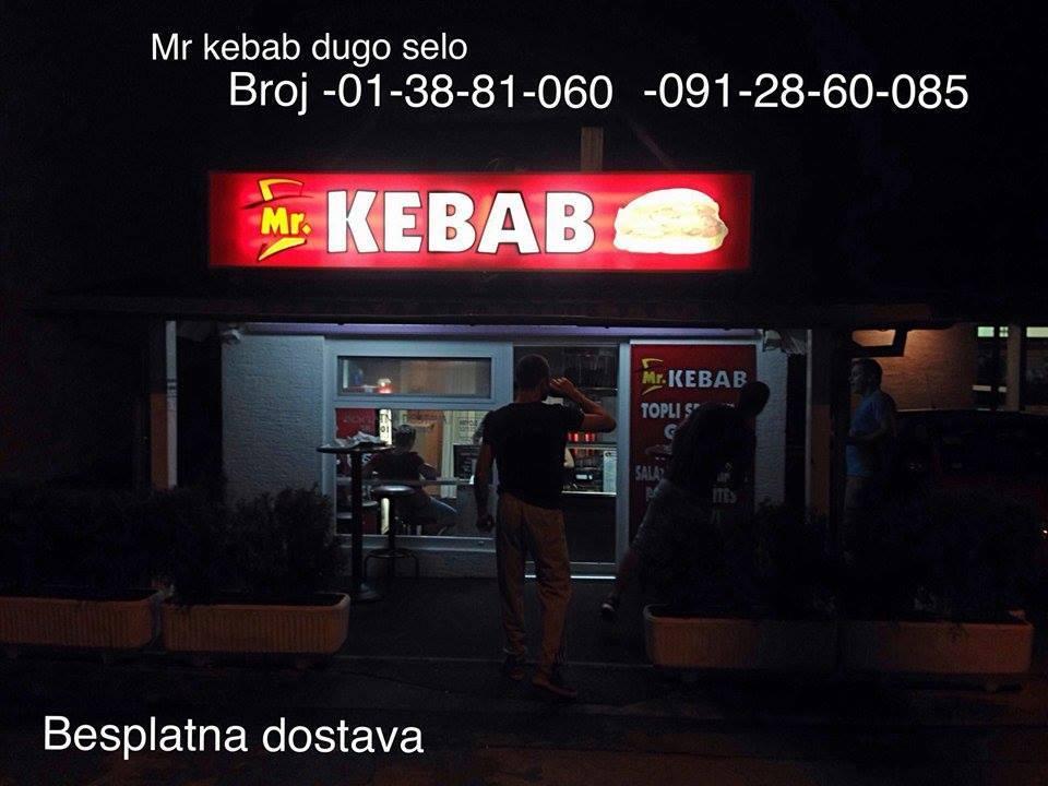 Bjelovar Croatia Mr Kebab